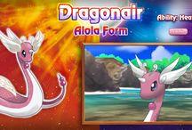 Fake Alolan Forms (Pokemon) / Some fake Alolan forms for Pokémon Sun and Moon. I OWN NONE OF THE IMAGES USED!