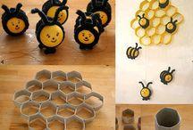 abeilles kinder