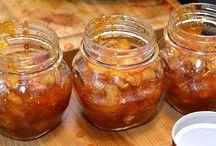 Karmelizowane jabłka/carmelized apples