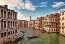 Venedig / Die Serenissima, die Stadt mit ihrer zeitlosen Schönheit und Weltkulturerbe der UNESCO.