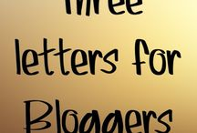 Blogging: Working with Brands / Advice, tips and strategies on working with brands as a blogger.