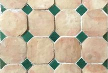 Moroccan Terracotta Tile