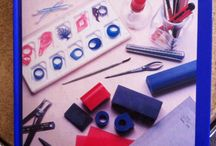 books and materials for metal jewelry