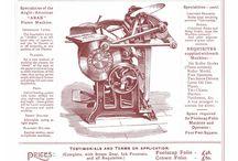 Arab Platen / Letterpress restoration