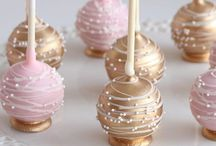 Cake pops-cup cake