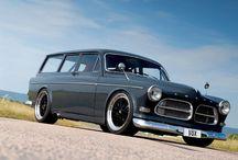 Nice Volvos