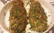 Baharatlı tavuk göğsü