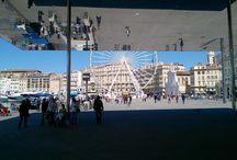Specchio Marsiglia - Marsiglia / Università Paderno Dugnano - Storia dell'Architettura