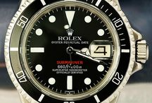Watches - Orologi / Raccolta di fotografie di orologi raccolte nel Web / by Ivano Padovani