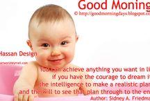 Goodmorning Saturday