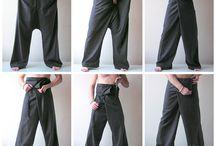 pantalon marinero