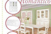 Look Romántico / Blanco, antiguo, madera, vintage, nitrocelulosa… materiales que juegan a combinarse entre sí! En este Look Romántico #miahomecorner #mueblesmadrid #tiendademuebles #romantico #vintage