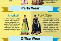 Indian and Pakistani clothes