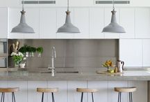INTERIORS : Kitchens