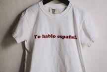 Multilingual Tees & Sweatshirts