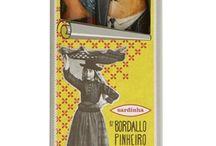 Louça das Caldas - Bordalo Pinheiro / Louça decorativa e para uso diário. Tem peças lindas.