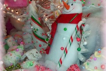 Xmas deco / kerst decoratie