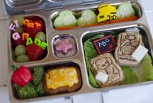 Bento: Lunch with Planetbox / by Shannon Qualls