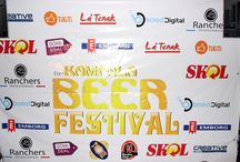 Kampala Beer Festival 2014 / Creative Mode is proud to have been a sponsor of the Kampala Beer Festival 2014.
