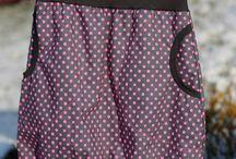 ŠITÍ - sukně, šaty, kalhoty