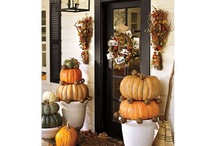 Fall / Harvest Ideas / by Lisa Itel