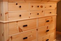 Drawers and side board drawers