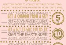 Bachelorette Party Ideas / by Jenna Sandstrom