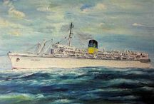 Maritime Art / Ships and maritime themes