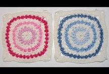 Crochet video tutorials