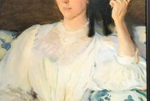 Washington D.C., National Gallery of Art / American painters XVIII-XIX