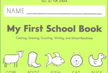 Pre-K 3 / K4 at Home / Though we once thought we'd be homeschoolers, it turns out that we'll be Before- and After-schoolers instead. Here are some things that we are using with the Littles to get them ready. / by JoAnne Markov