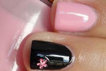 Nails and maleup