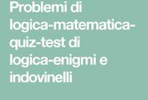 problemi logica