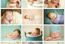Baby shoot ideas