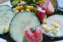 Salads / Salads / by Peggy McMillen