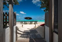 | feet in the sands | / The most exclusive beachfront villas in St Barth available for rent.