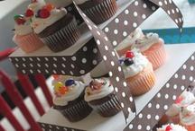 Tier cupcake