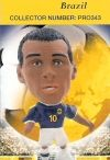 Corinthian ProStars - Brazil 4 Player Pack 2000-01