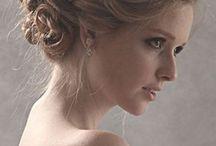 結婚式髪型アップスタイル