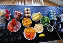 Party Ideas / by nicole johnson