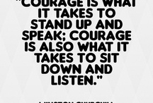 Courage & Commitment