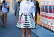 Fashion Steet / Fashion street look