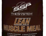 Casein / Taking in a whey/caseinated protein blend along with carbohydrates post workout keeps the muscles in a prolonged anabolic state, restores muscle glycogen, repairs muscle damage, and leads to synthesis of new muscles. The SSP Nutrition LEAN MUSCLE MEAL-Workout formula is designed to be mixed with water and taken within 1-2 hours after the POST-Workout formula, used as a meal replacement or taken before bed.