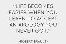Even if you never apologize. I forgive you