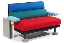Memphis Design Group / The work of Ettore Sottsass (1917-2007) and the Memphis Design Group