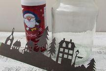 Idee per Natale / Addobbi, ricette, abbigliamento, decori per la tavola e la casa legati al Natale