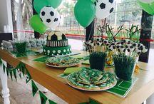 Soccer party by Árbol de Mayo