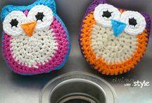 crochet / by Jennifer Whipple
