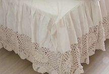 Faldas de camas