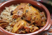 Morocco chicken